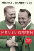 Book Cover Image. Title: Men in Green, Author: Michael Bamberger