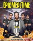 Book Cover Image. Title: Epic Meal Time, Author: Harley Morenstein