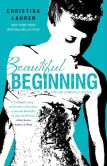 Book Cover Image. Title: Beautiful Beginning, Author: Christina Lauren