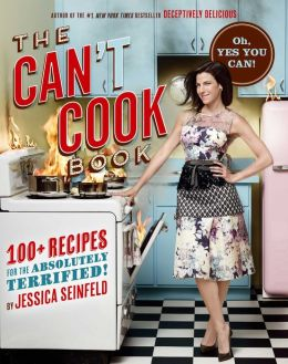 The Can't Cook Book (with embedded videos): Recipes for the Absolutely Terrified!