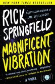 Book Cover Image. Title: Magnificent Vibration, Author: Rick Springfield