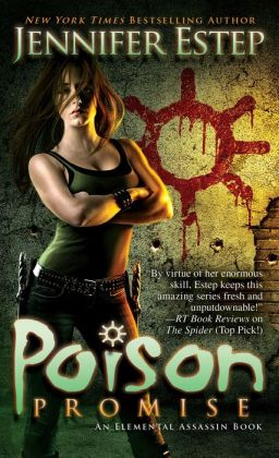 Poison Promise (Elemental Assassin Series #11)