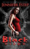 Book Cover Image. Title: Black Widow, Author: Jennifer Estep