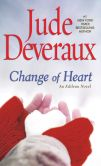 Book Cover Image. Title: Change of Heart, Author: Jude Deveraux