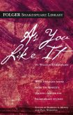 Book Cover Image. Title: As You Like It, Author: William Shakespeare