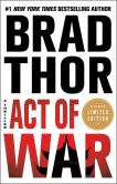 Book Cover Image. Title: Act of War (Signed Book), Author: Brad Thor