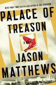 Book Cover Image. Title: Palace of Treason, Author: Jason Matthews
