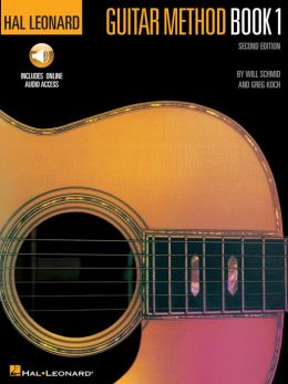 Hal Leonard Guitar Method Book 1 with Audio (Music Instruction): Second Edition
