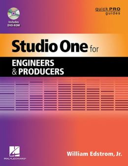 Studio One For Engineers And Producers