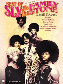 Best of Sly & the Family Stone (Piano/Vocal/Guitar)