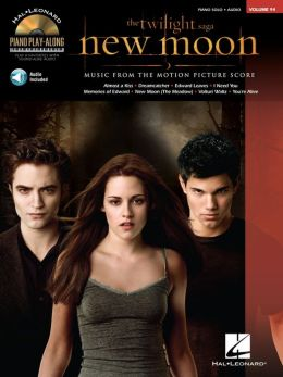 The Twilight Saga - New Moon: Music from the Motion Picture Score Piano Play-Along, Vol. 94