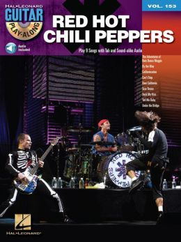Red Hot Chili Peppers: Guitar Play-Along Volume 153