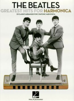 The Beatles Greatest Hits for Harmonica (Songbook)