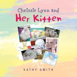 Chrissie Lynn and Her Kitten