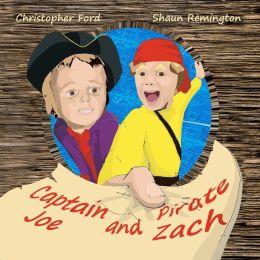 Captain Joe and Pirate Zach