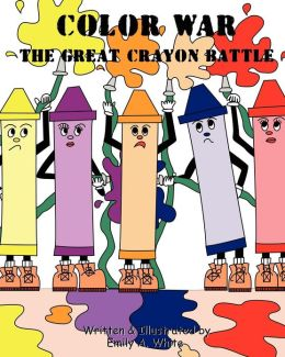 Color War: the Great Crayon Battle