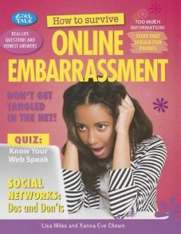 How to Survive Online Embarrassment