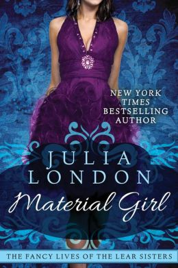 Material Girl: The Fancy Lives of the Lear Sisters, Book 1 Audiobook