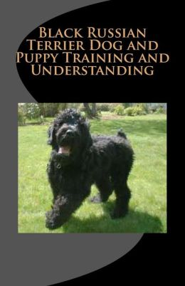 Black Russian Terrier Dog and Puppy Training and Understanding