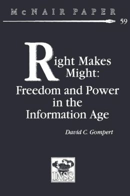 Right Makes Might: Freedom and Power in the Information Age