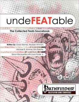 Undefeatable: the Collected Feats Sourcebook