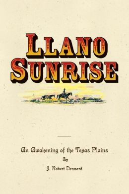 Llano Sunrise: An Awakening of the Texas Plains