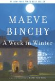Book Cover Image. Title: A Week In Winter (Binchy), Author: Maeve Binchy