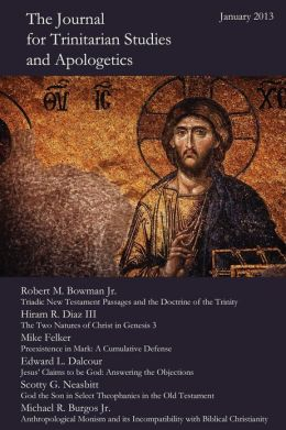 The Journal for Trinitarian Studies and Apologetics