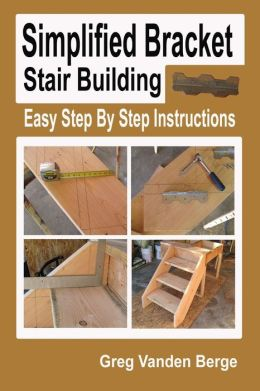 Simplified Bracket Stair Building