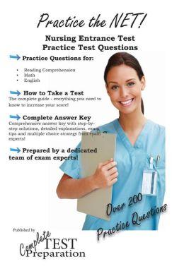 Practice the NET - Nursing Entrance Test Practice Test Questions