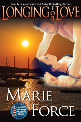 Longing for Love (McCarthys of Gansett Island Series #7)