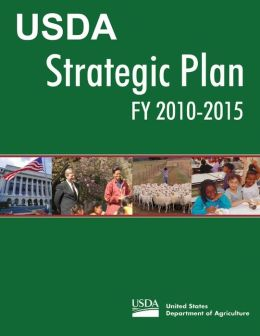 USDA Strategic Plan FY 2010-2015