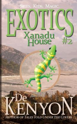 The Exotics Book 2: Xanadu House