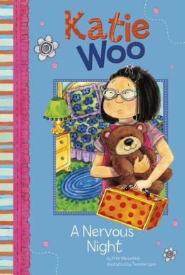 A Nervous Night (Katie Woo Series)