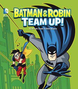 Batman and Robin Team Up!