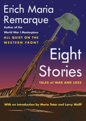 Book Eight Stories: Tales of War and Loss