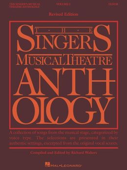 The Singer's Musical Theatre Anthology - Volume 1, Revised (Songbook): Tenor Book Only