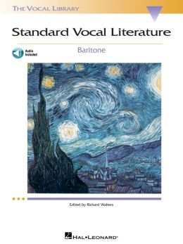 Standard Vocal Literature - An Introduction to Repertoire (Songbook): Baritone