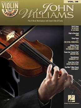 John Williams: Violin Play-Along Volume 38