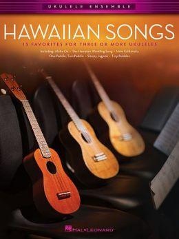 Hawaiian Songs: Ukulele Ensemble Series