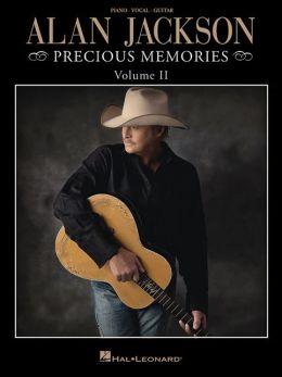 Alan Jackson - Precious Memories Volume Ii (volume 2)