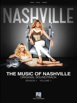 The Music of Nashville: Season 1, Volume 1 Songbook