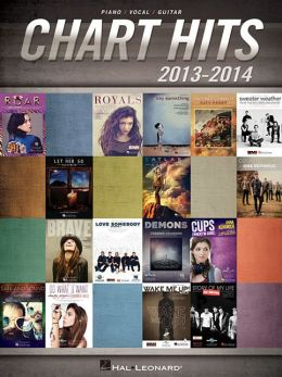 Chart Hits Of 2013-2014 (Piano/Vocal/Guitar)