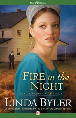 Fire in the Night (Lancaster Burning Series #1)