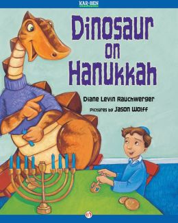Dinosaur on Hanukkah: Read-Aloud Edition