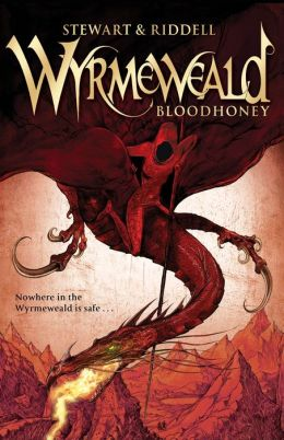 Bloodhoney (Wyrmeweald Trilogy Series #2)