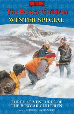 Winter Special: Three Adventures of the Boxcar Children