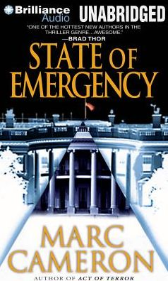 State of Emergency (Jericho Quinn Series #3)