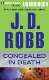 Book Cover Image. Title: Concealed in Death (In Death Series #38), Author: J. D. Robb