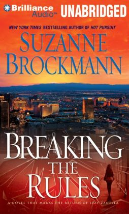 Breaking the Rules (Troubleshooters Series #16)